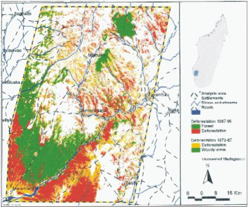 PRINS Engineering: Deforestation rates in South West Madagascar